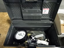 Vacuum Pressure Tester