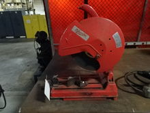 "Milwaukee 14"" Chop Saw"