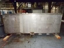 1000-Gallon Stainless Steel Tan
