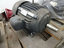 Dayton 20-HP Motor