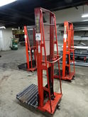 Wesco 1000-Lb Die Lift Cart