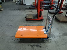Dy 500-Lb Die Lift Cart