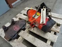 Copper 3300-Lbs Chain Hoist