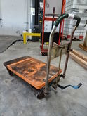 Dy Lift 550lbs Die Lift Cart