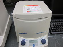 Used Eppendorf centr