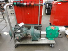 Waukesha Pump w/ APG Motor Cast