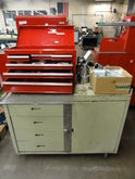 Castered Shop Cabinet