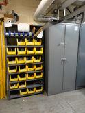 2-Door Metal Storage Cabinet