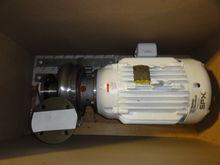 Waukesha SPX Pump w/ 20 HP Moto