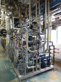 Stainless Steel Process Skid In