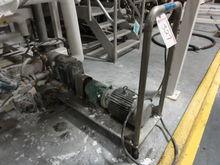 Waukesha Pump w. 5-HP Motor Mou