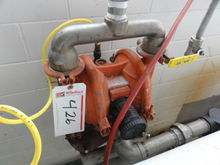 Wilden Diaphragm Pump