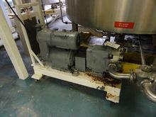 Waukesha Stainless Steel Pump