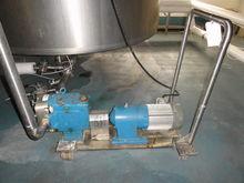 Waukesha Pump w/ 5 HP Motor
