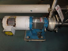 Fristam Pump w/ 2 HP Motor