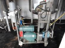 Waukesha Rotary Lobe Pump w/ Re