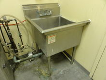 Single Basin Stainless Steel Si