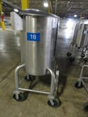 Viatec Stainless Steel Castered