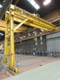 7-1/2 Ton Gantry Crane