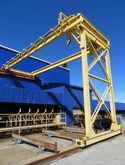 5-Ton Gantry Crane with Electri