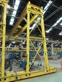 4-Ton Capacity Gantry Crane wit