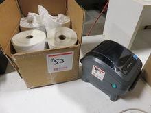 Zebra ZP450ctp Label Printer w/
