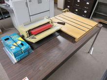 LOT- Paper Cutter