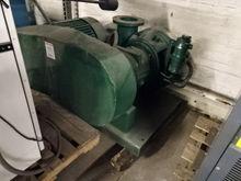40-HP Motor w/ Pioneer Pump SC8