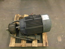 Approx. 25-HP Electric Motor