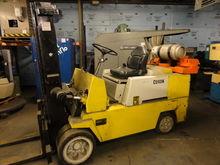 Clark CH100-7-885 LPG Forklift