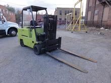 Clark C120 LPG Forklift