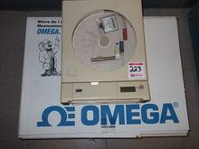 Omega Chart Recorder