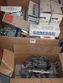 Two Boxes of Various Equipment