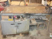 Two Work Benches
