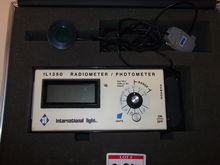 Radiometer/PhotoMeter