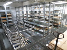 Mezzanine Storage & Shelf Syste