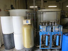 DI H2O System Reverse Osmosis S