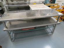 Stainless Steel Heavy Duty Work