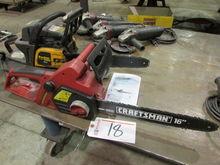 """Craftsman 358.341190 16"""" Electr"""