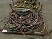 Pallet of Air Hose with Air Blo
