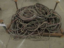 Pallet of Welding Hose