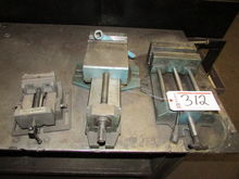 "Palmgren 8"" Speed Vise"