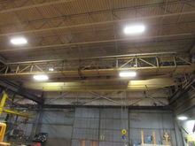 15 Ton Bridge Crane