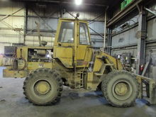 Caterpillar T213 930 Front End