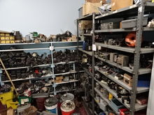 Contents of Storage Room Incl B