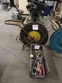 2-Door Metal Bing Cart w/ Assoc