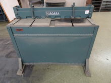 Niagara 42 Inch Sheet Metal She