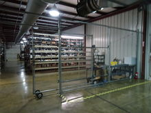 3-Sided Security Chain Link Fen