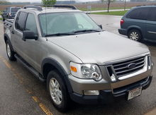 2008 Ford Sport Utility Truck