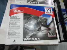 New Weller WES51 Electronically